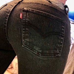 Size 26 High waisted Levi's